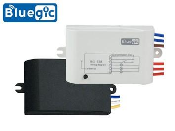 Bluegic - Invisible Controller