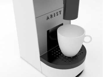ARIST - Smart Coffee Machine
