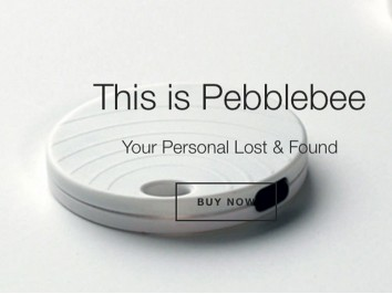 PebbleBee - Item Finder